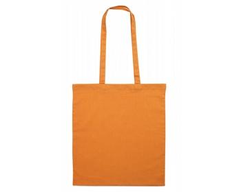 Náhled produktu Bavlněná nákupní taška SHON - oranžová