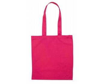 Náhled produktu Bavlněná nákupní taška SHON - fuchsie