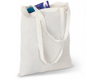 Náhled produktu Bavlněná nákupní taška CONNIE - béžová