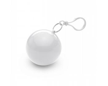 Náhled produktu Plastová pláštěnka TOOT v obalu - bílá