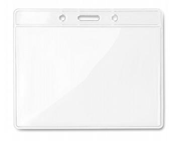 Náhled produktu Transparentní pouzdro ISABEL na jmenovku, 10cm x 8cm