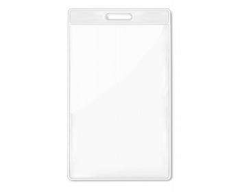 Náhled produktu Transparentní pouzdro MICKEY na jmenovku, 7.5cm x 12.5cm
