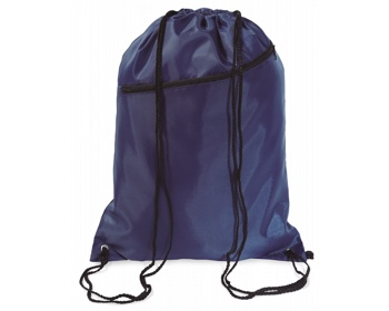 Náhled produktu Velký batoh se šňůrkami LAWN - modrá