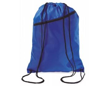 Náhled produktu Velký batoh se šňůrkami LAWN - královská modrá