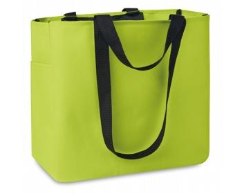 Náhled produktu Nákupní taška PHILOMENA - limetková