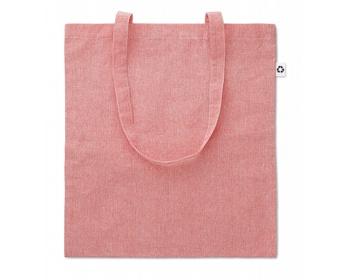 Náhled produktu Recyklovaná nákupní taška PLAT - červená