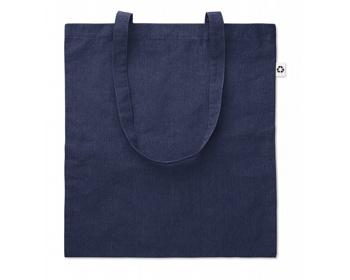 Náhled produktu Recyklovaná nákupní taška PLAT - modrá