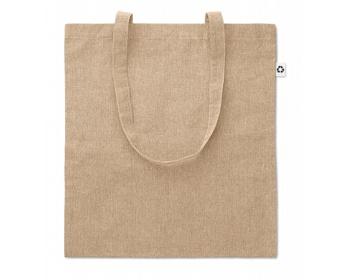 Náhled produktu Recyklovaná nákupní taška PLAT - béžová