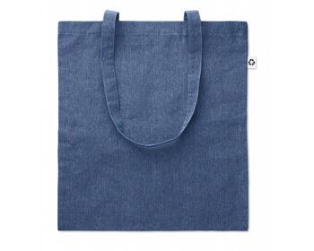 Náhled produktu Recyklovaná nákupní taška PLAT - královská modrá