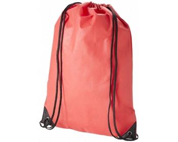 Náhled produktu Netkaný vysoce kvalitní batůžek POLIO - červená