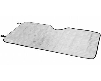 Náhled produktu Sluneční clona do auta VIOL - stříbrná