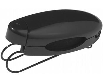 Náhled produktu Plastový klip BEAUT ke sluneční cloně do auta na brýle či pero - černá