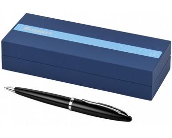 Náhled produktu Dřevěné lakované kuličkové pero Waterman CARENE BALLPOINT - černá