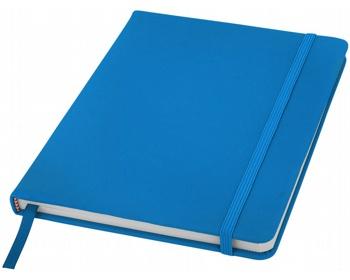 Náhled produktu Poznámový blok KITH s elastickým zavíráním, A5 - světle modrá