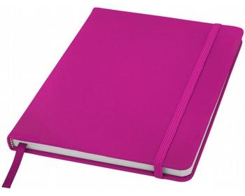 Náhled produktu Poznámový blok KITH s elastickým zavíráním, A5 - světle fialová