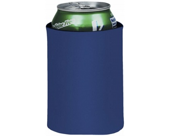 Náhled produktu Skládací termoobal na nápoje TESTS - královská modrá