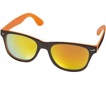 Náhled produktu Sluneční brýle STOP s barevnými skly - černá / oranžová