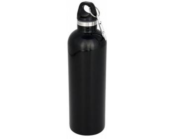 Náhled produktu Nerezová termoska CRAPS s karabinou, 530 ml - černá