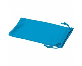 Náhled produktu Polyesterový sáček na sluneční brýle INTERNE - modrá