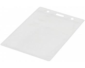 Náhled produktu Plastový držák jmenovek BAFFY - transparentní čirá