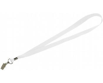 Náhled produktu Visačka na jmenovku SPOOL s plechovou sponkou - bílá