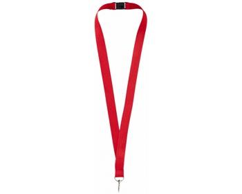 Náhled produktu Lanyard pro zavěšení jmenovky nebo ID karty ROAMS - červená