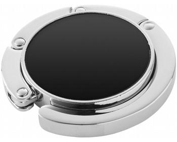 Náhled produktu Skládací háček na kabelku TIFFS - černá
