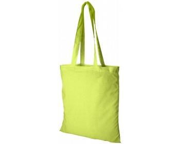 Náhled produktu Bavlněná nákupní taška RHINE - jemně zelená