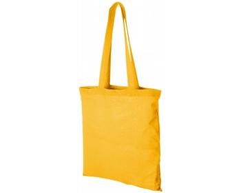 Náhled produktu Bavlněná nákupní taška RHINE - žlutá