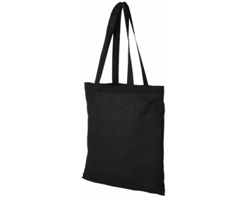 Náhled produktu Bavlněná nákupní taška RHINE - černá