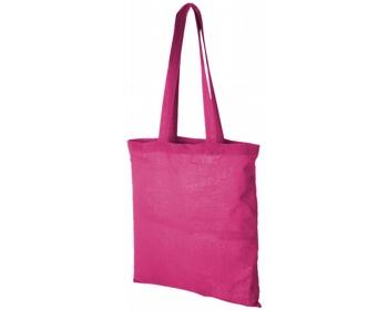 Náhled produktu Bavlněná nákupní taška RHINE - světle fialová