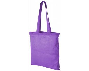 Náhled produktu Bavlněná nákupní taška RHINE - levandulová