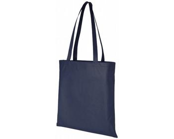 Náhled produktu Netkaná recyklovatelná kongresová taška GAWK - námořní modrá
