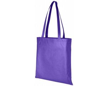 Náhled produktu Netkaná recyklovatelná kongresová taška GAWK - purpurová