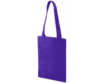 Náhled produktu Malá kongresová taška SHOCK s dlouhými uchy - purpurová