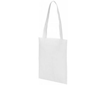 Náhled produktu Malá kongresová taška SHOCK s dlouhými uchy - bílá