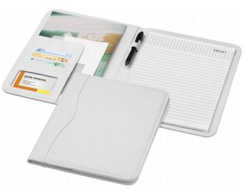 Náhled produktu Konferenční desky PAVED s poznámkovým blokem, formát A4 - bílá