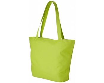 Náhled produktu Plážová taška BORABORA - jemně zelená