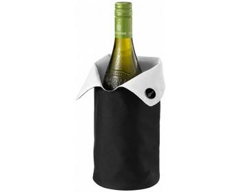 Náhled produktu Skládací chladicí obal na víno Paul Bocuse NORON - leskle černá / bílá