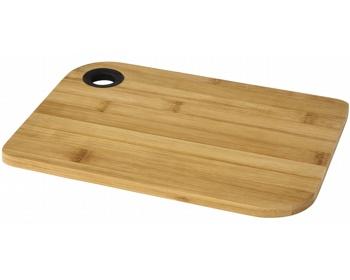 Náhled produktu Bambusové krájecí prkénko DICT v dárkovém balení - přírodní