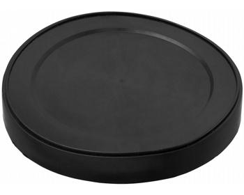Náhled produktu Plastové víčko na plechovku MOLDS - černá