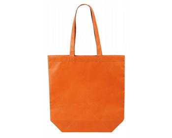 Náhled produktu Netkaná nákupní taška TANAH - oranžová