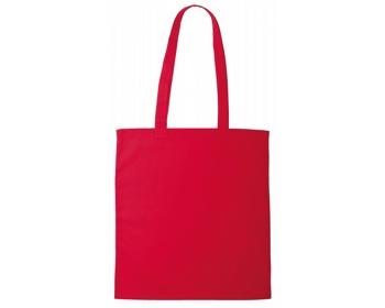 Náhled produktu Nákupní taška ALENA I s dlouhými držadly - červená