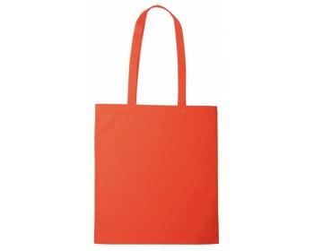 Náhled produktu Nákupní taška ALENA I s dlouhými držadly - oranžová