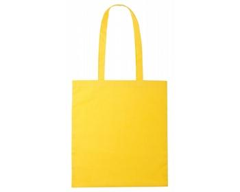Náhled produktu Nákupní taška ALENA I s dlouhými držadly - žlutá