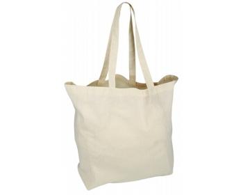 Náhled produktu Bavlněná nákupní taška LIKO - přírodní