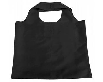 Náhled produktu Skládací polyesterová nákupní taška FOLA - černá