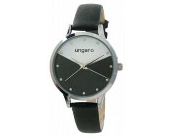 2aca422e480 Značkové dámské náramkové hodinky Ungaro TRIANA WATCH - šedá ...