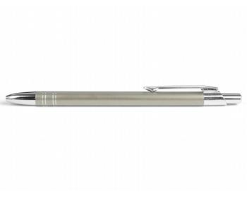 Náhled produktu AKCE: Kovové kuličkové pero GLASGOW 1,90 - stříbrná
