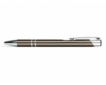 Náhled produktu AKCE: Kovové kuličkové pero LONDON - světle šedá